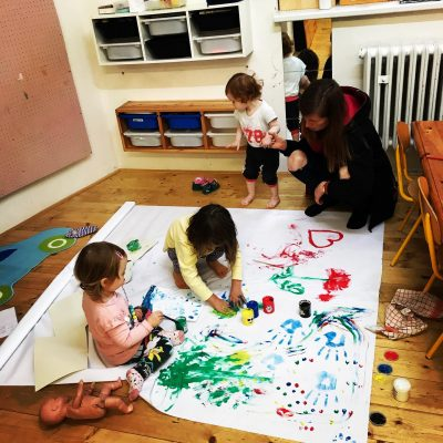 tvorba s dětmi